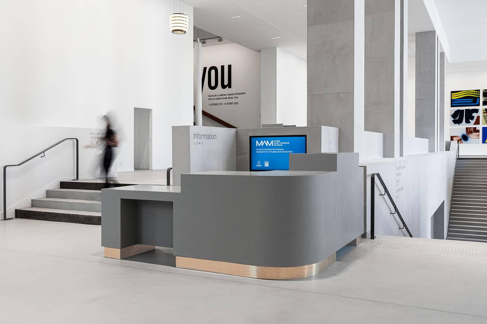 Musee Arts Modernes Paris Accueil