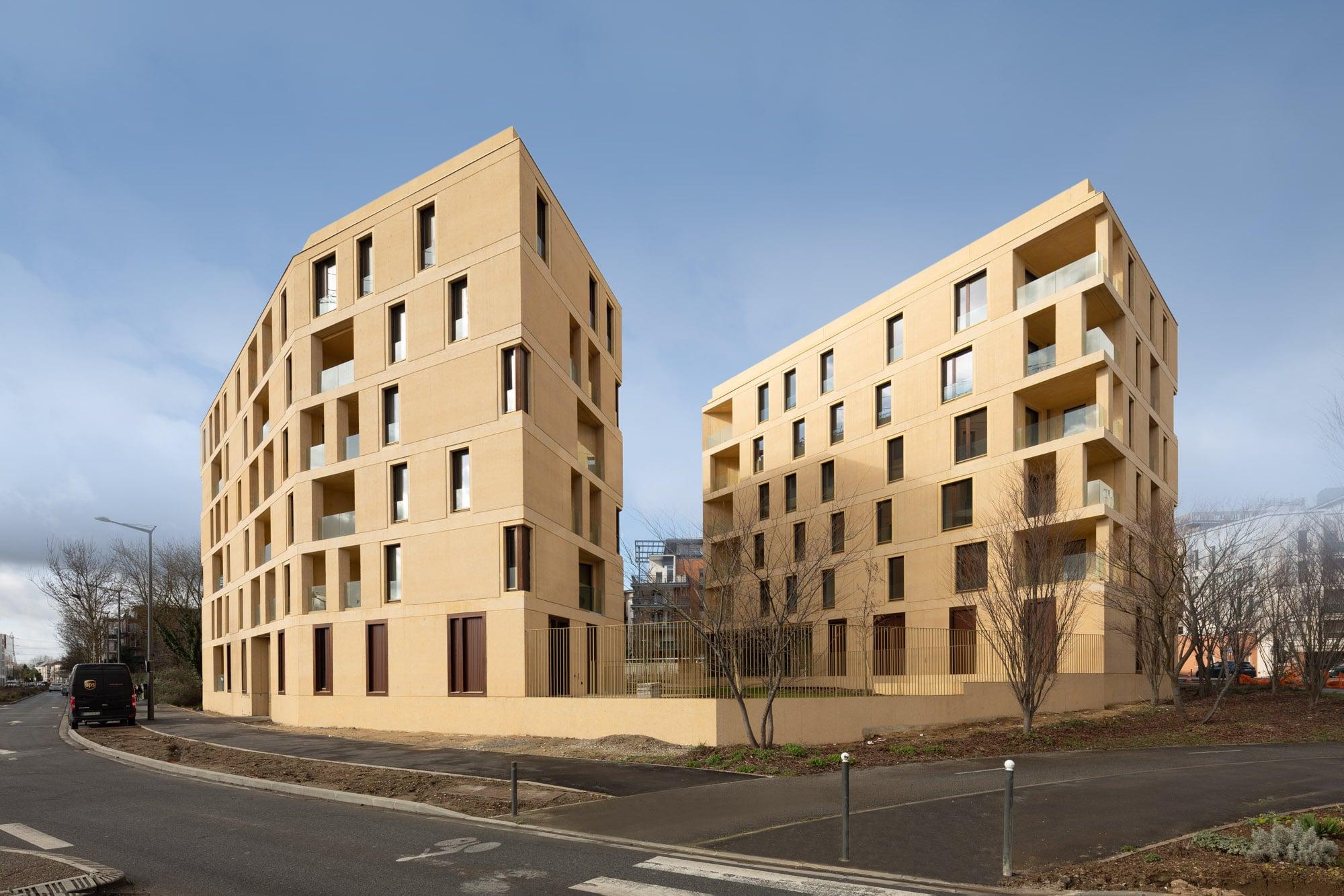 Massy Quartier Vilmorin Samuel Delmas